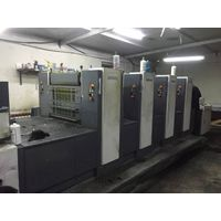 used Shinohara 66 IV Printing machine