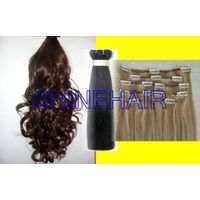 hand made skin weft, PU extension thumbnail image
