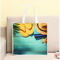Eco-Friendly Nonwoven Shopping Bag