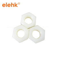 Best price white color nylon screw nut thumbnail image