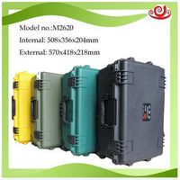 life-time warranty waterproof shockproof Case M2620 similar to Peli 1510