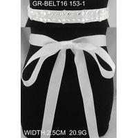 Ribbon ladies belt