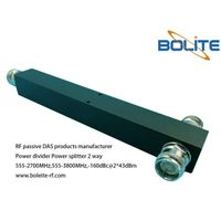 200W RF Power Spliiter 2 way