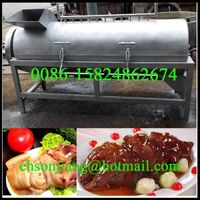 cattle feet dehairing machine/cattle hoof unhairing machine