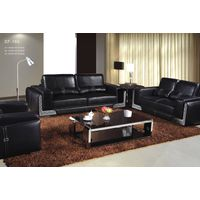Genuine Leather Sofa Modern Style For Living Room furniture SF-169