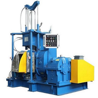 rubber Dispersion kneader and mixer
