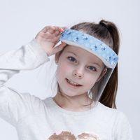 Disposable Protective Visor Anti Splash Children Kids Face Shield Wholesale