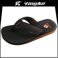 Fancy cheap men thong sandals thin sole beach designer flip flops thumbnail image