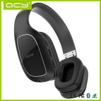 QCY30 Stereo Headphone Hot Selling High Quality Foldable Wireless Bluetooth Headset thumbnail image