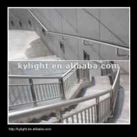 many specifications of Stainless steel composite pipe for Safety Barrier