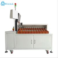 Battery Sorting Equipment for Battery Cell Testing and Grading