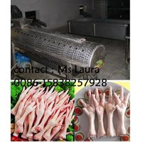 chicken feet peeling machine , chicken feet peeler thumbnail image