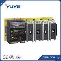 3P/4P 630a automatic transfer switch ATS/changeover switch