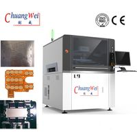 LED PCB Solder Paste Printing Machine,CW-L9