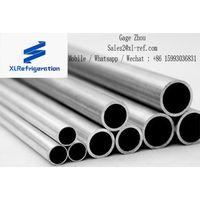 Refrigeration Extrusion Al Tubing / Al Pipe / Al Tube Round 1050/1060/1070 R/H112 70.75/70.8/71/ thumbnail image