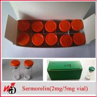 Legit Peptides Sermorelin (5mg/vial) to Gain Weight and Build Muscle