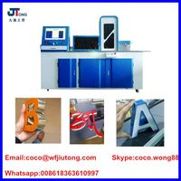Channel letter bending machine