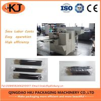 Incense stick BBQ counting and packing machine