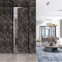 Modern Interior Door Flat open MDF Laminated Door Available in All Sizes thumbnail image