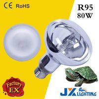 R95 80w uvb reptile lamp uvb/heat lamp