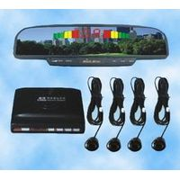 Wireless Car Parking Sensor with rear view mirror and hands free kit