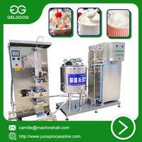 Yogurt production line pasteurization and filling Machine Reasonable Price Sterilization equipment thumbnail image