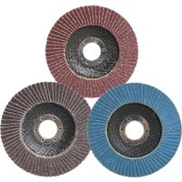 4/4.5/5 inch flap disc upsiding down edges calcine aluminium oxide grinding polishing disc