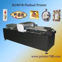 Flatbed Printer for Large Format Materials