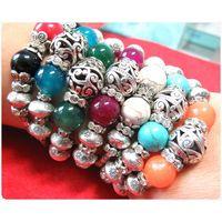 Vintage Jewelry bracelet owl bracelets Accessery 7 color