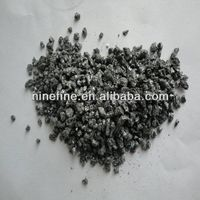 0.5% ash petroleum coke on rizhao bonded area with low price