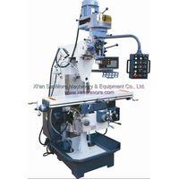 X6235WA Vertical and Horizontal Turret Milling Machine