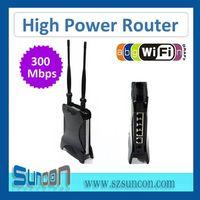 300M 1000mw Wireless Router thumbnail image