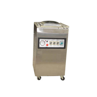 Automatic high speed thermoforming food vacuum packaging machine