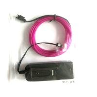 Ex-factory price best quality 10 colors/High brightnes el wire roll thumbnail image