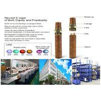Over 900 Puffs E Cigar uCigar Dispoable E Cigarette With 1200mAh