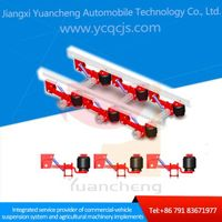 Trailer Suspension Leaf Spring Bus Air Suspension