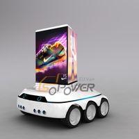 SoPower Digital P1.92 LED Display Billboard Moving Car iCruise