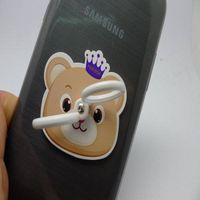 2014 newest high grade promotion gifts Metal mobile phone finger ring holder keep