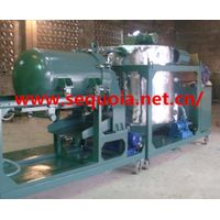 waste automobile oil purifier and regeneration system thumbnail image