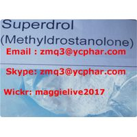 Muscle Building Prohormone Superdrol Powders 3381-88-2
