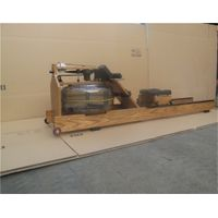 wooden water rower/rowing machine