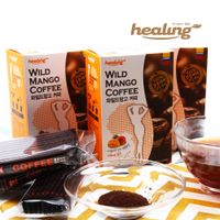 Diet Coffee with wild mango seed extract, mate extract, green tea extract
