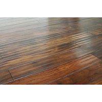 acacia hand scraped flooring