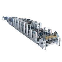 CorruFold170-PCW Fully Automatic High Speed Folder Gluer Machine