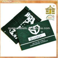High Density  Woven Label  in guang zhou thumbnail image