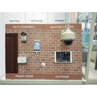 Wireless IP Cobell Wifi Doorphone
