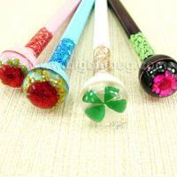 Flower Amber Ballpoint pens