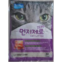 8L strawberry scent Ball cat litter