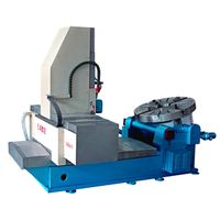 5 AXIS CNC SEGMENTED TYRE MOULD MACHINE FOR SALE