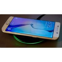 Universal Qi Wireless Charger fast Charging For Samsung Note Galaxy S6 s7 Edge mobile